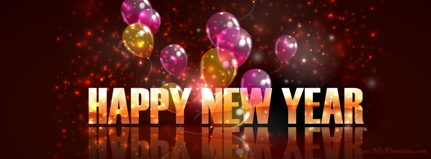 Happy New Year 2016 FB Timeline Images 1080px for Friends