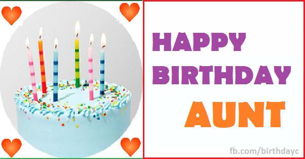 Top 11 Birthday Messages For Aunts