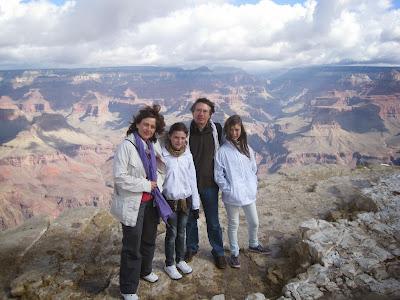 Cañón del Colorado, Arizona, EE.UU,  Al Este por el Oeste, vuelta al mundo, round the world, La vuelta al mundo de Asun y Ricardo, mundoporlibre.com
