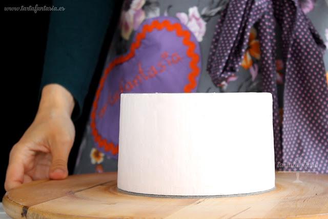 tutorial layer cake perfecto