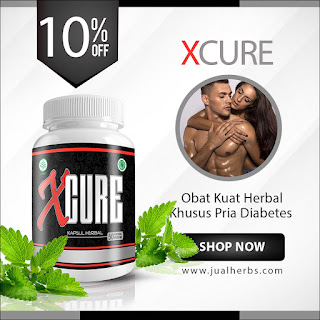 Testimoni Xcure - Obat Kuat Herbal Diabetes