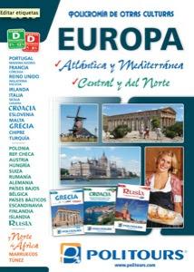 Politours catálogo de viajes y circuitos 2016 Europa y África