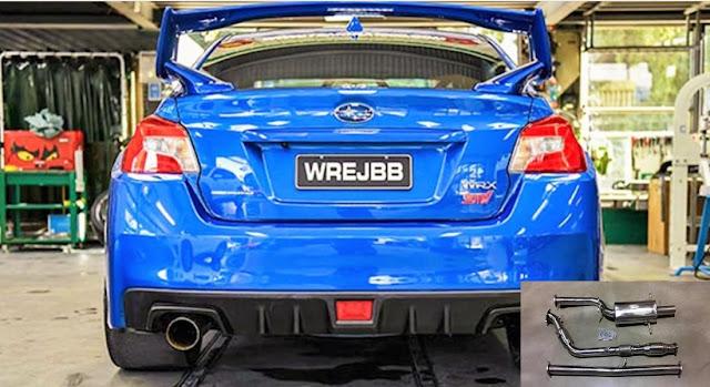 Subaru Exhaust Adelaide