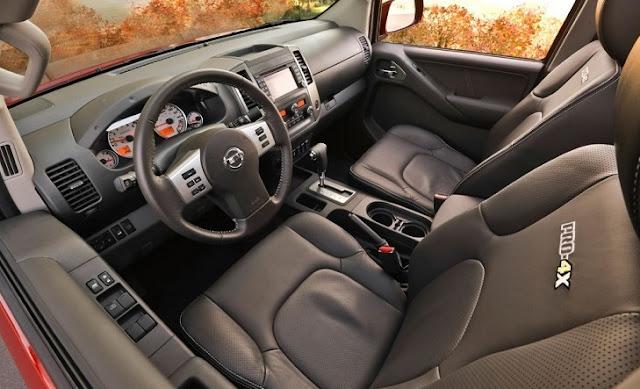 2015 Nissan Frontier Report