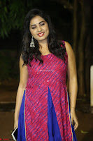 Srushti in beautiful Pink Sleeveless Dress Cute Actress Dimples ~  Exclusive 043.JPG