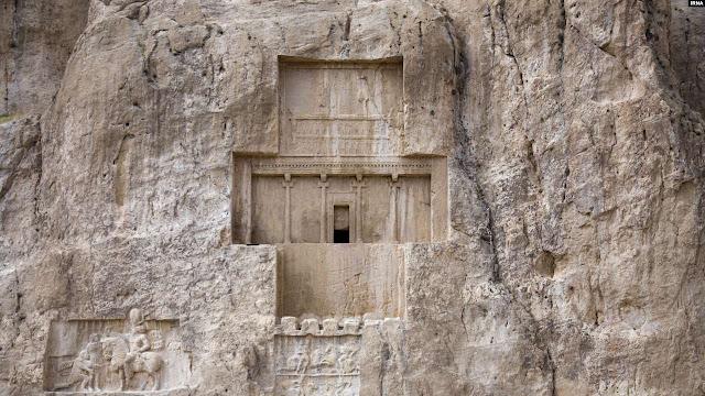 Floods threaten Iran's ancient sites