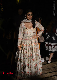 Shriya Saran Latest Pictures at LFW Summer 2017