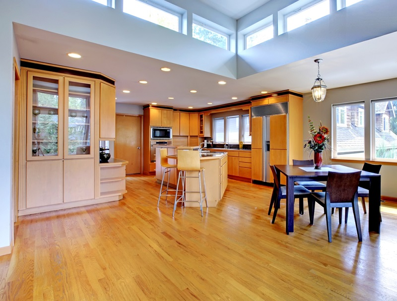Floating Timber Floors