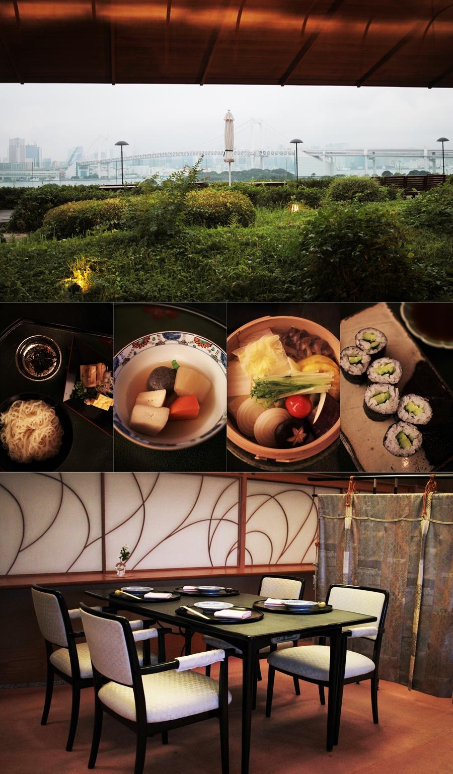 sakura restaurant hilton tokyo