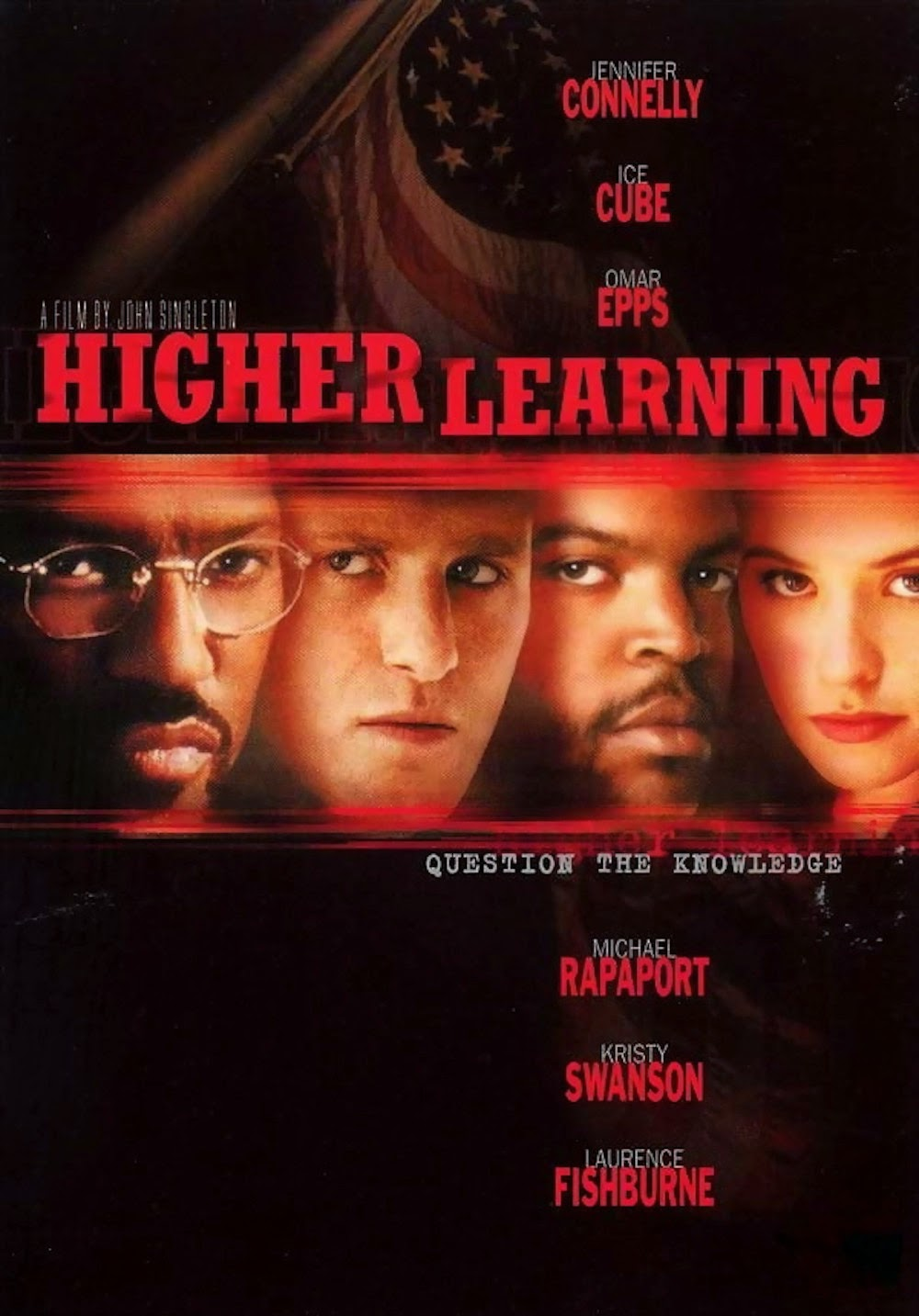 Higher Learning 1995 ταινιες online seires oipeirates greek subs