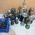 Autoridades investigan tráfico de hookah, carbón y cigarrillo electrónico