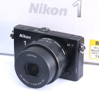 Mirrorless Nikon 1 J4 Di Malang