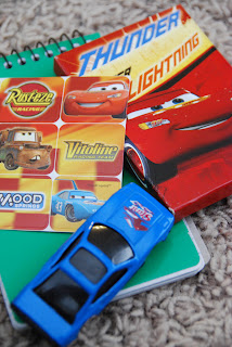 Cars Party Favors