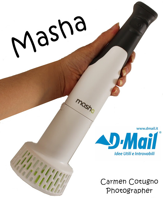 masha mixer