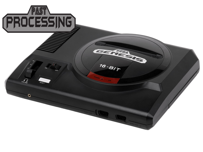 Retro Oasis: Past Processing: Tips For Starting a Sega
