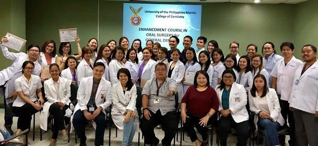 UPCD ENHANCEMENT COURSE IN ORAL SURGERY 2018