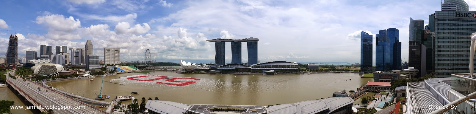 50 Years, Marina Bay Sands, Singapore
