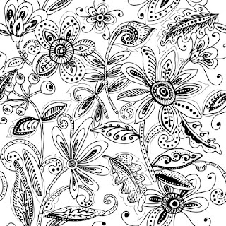 Much can be done with a pattern batik sketch from us