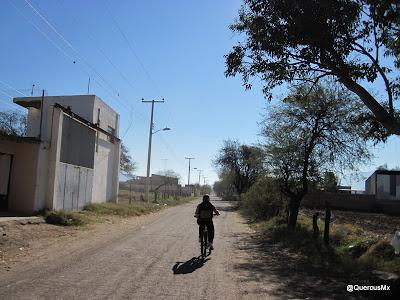 Chiquicrazy camino a Santa Cruz de las Flores