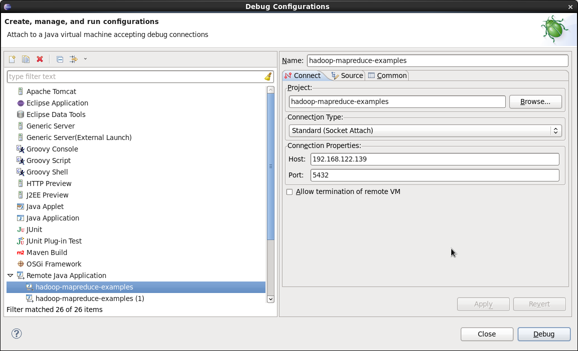 Deep dive into Hadoop with Bigtop and Eclipse Remote Debuggers | Gluster