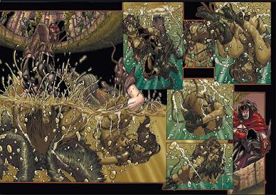 """Cómic: Reseña de """"BRIBONES"""" vol.3, De dioses y tumbas. [Dibbuks]."""