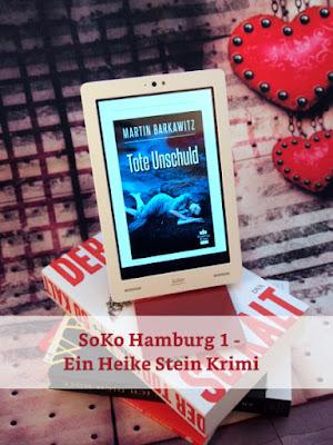 Martin Barkawitz: Tote Unschuld: SoKo Hamburg 1