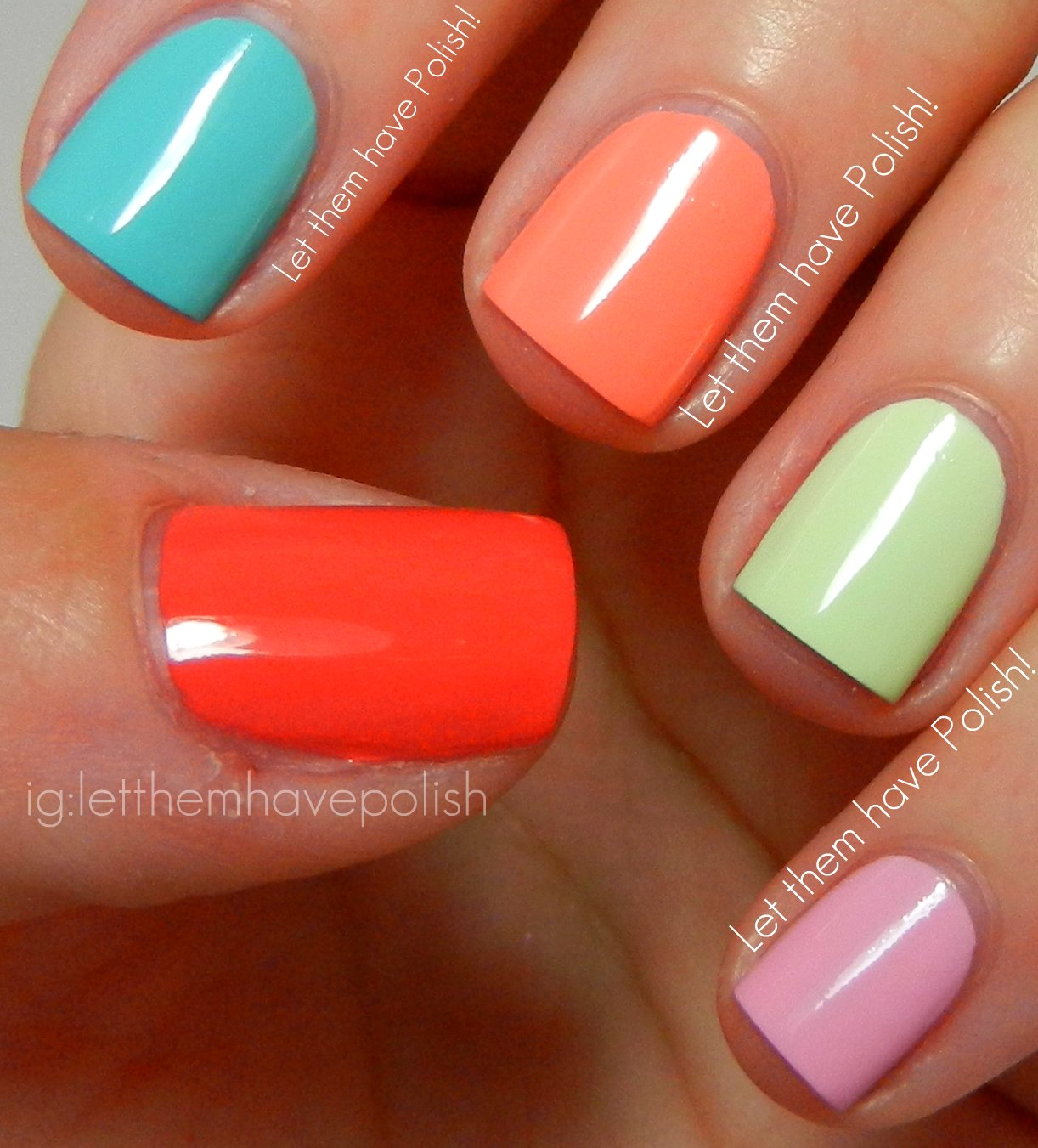 1000 Images About Nail Polish On Pinterest Peach