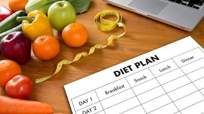 Bagaimana Azam Diet 2018? Cara Nak Konsisten Dalam Diet Sihat Anda