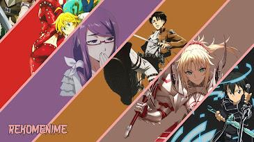 Rekomendasi Anime yang Memicu Adrenaline Cocok ditonton Saat Puasa