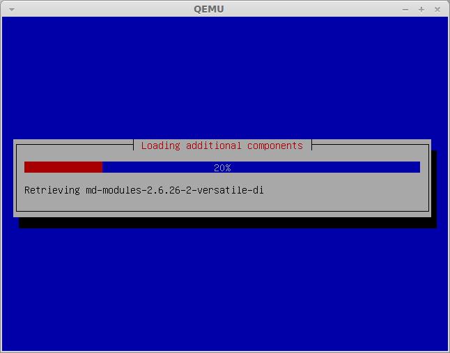 LinuxKD: How to install ARM Debian on Ubuntu using Qemu