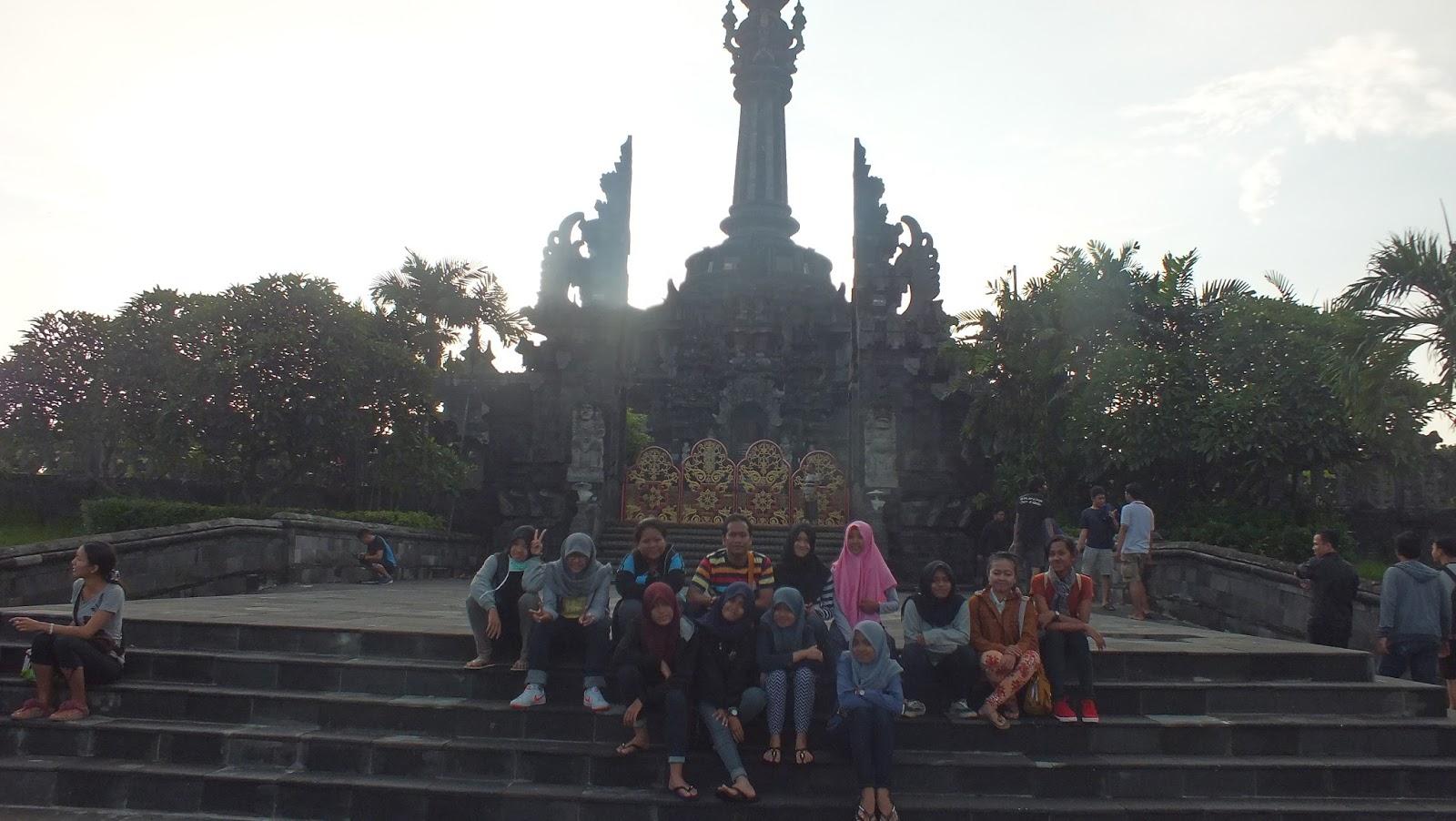 Laporan Hasil Study Tour Ke Bali ~ LAPORAN PKL SISWA
