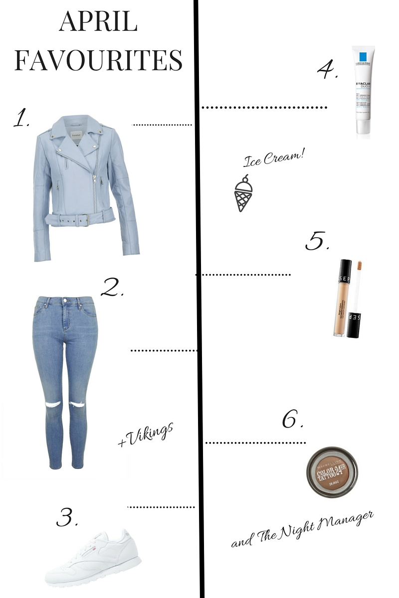 Leather Jacket, ripped jeans, Spring dressing, white trainers, spot treatment, sephora concealer, bronze maybelline eyeshadow