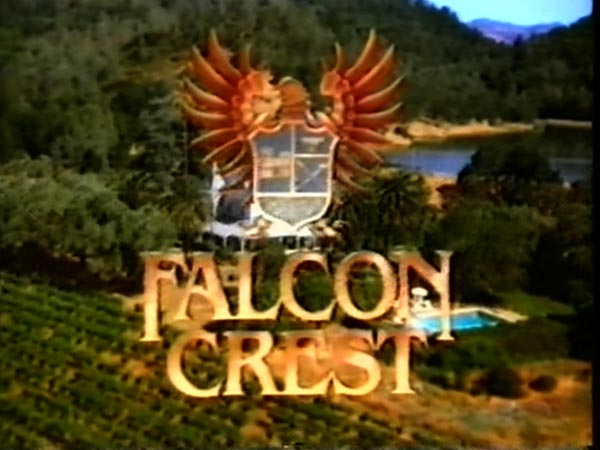 Catfights and Sibling Rivalry: Falcon Crest