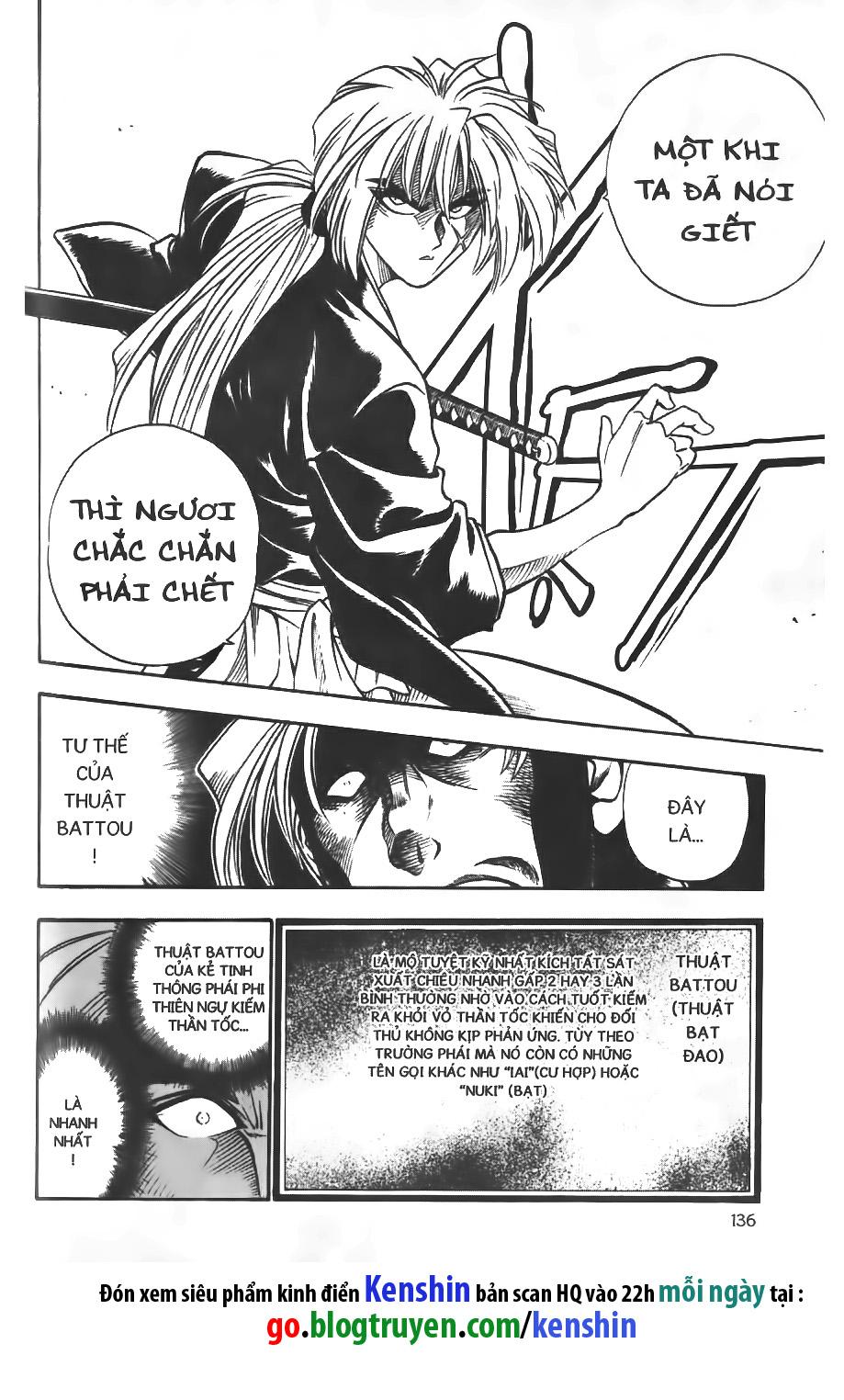 Rurouni Kenshin chap 13 trang 11