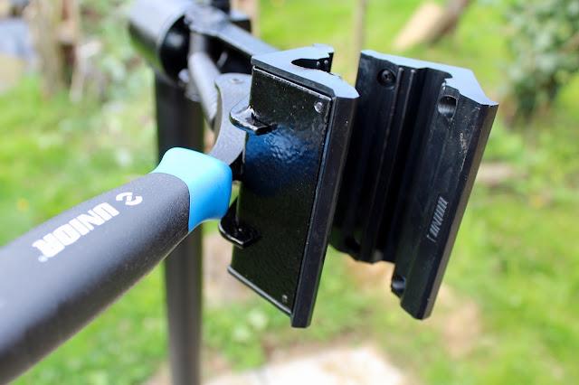 Unior Tools BikeGator+ Workstand
