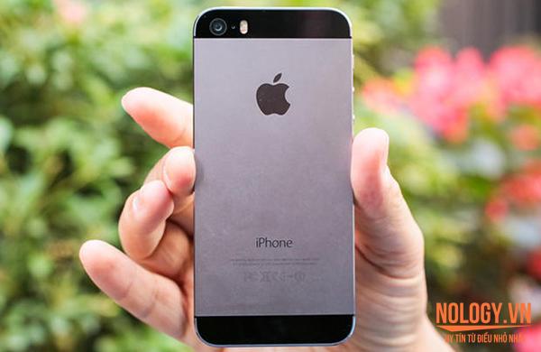 Iphone 5s cũ màu xám