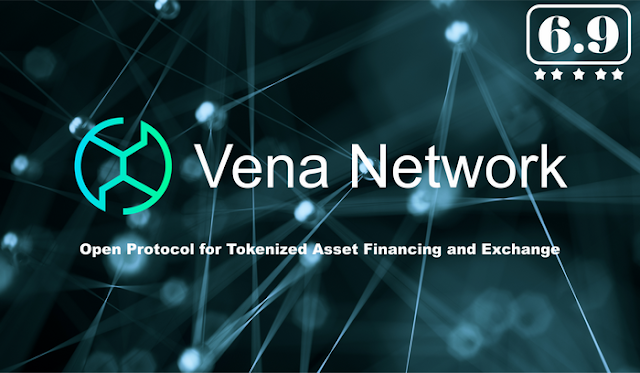 Vena Network (VENA) ICO Review, Rating, Token Price