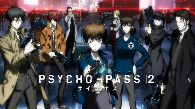 Psycho Pass 2 ( Season 2 ) BD Sub Indo : Episode 1-11 END | Anime Loker