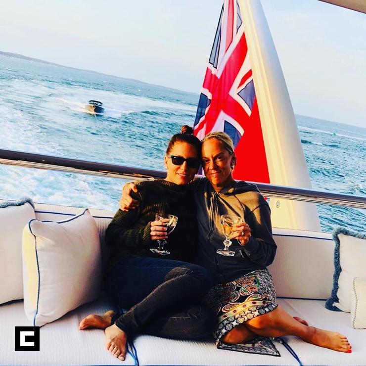 Fotos: David Ortiz reaparece junto a su esposa en Francia