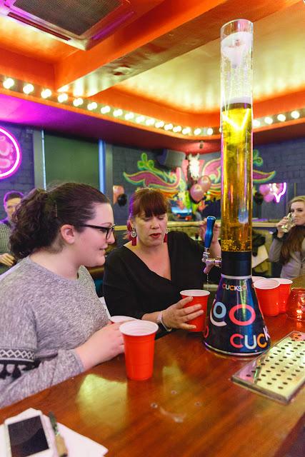 beer pong cuckoo leeds