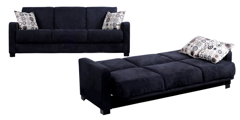 Top 5 Best Cheap Click Clack Convertible Sofa Beds The Eclectic