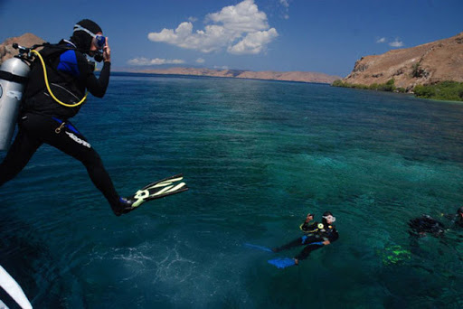 The most popular scuba diving destinations in Indonesia