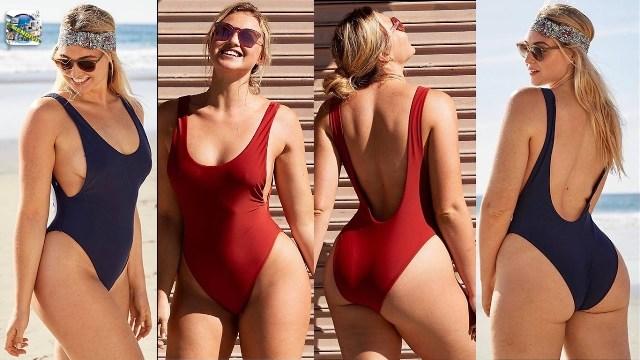 Iskra Lawrence vuelve a sorprender a Internet con nuevas publicaciones en bikini