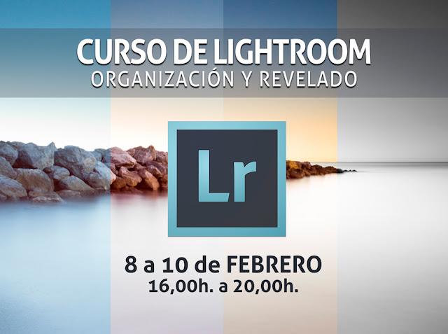 Curso presencial de Lightroom en Ceuta