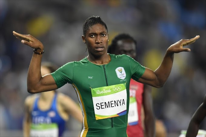 South Africa to appeal against testosterone ruling against intersex athlete, Caster Semenya