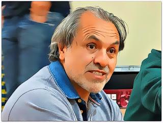 Marco Ledezma - Oficina do Grupo Olmo Teatro
