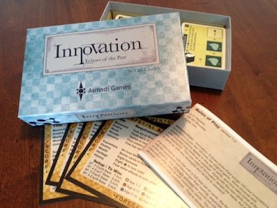 Innovation Echoes of the Past card game