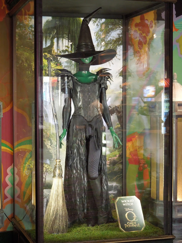 Wicked Witch movie costume Oz The Great and Powerful