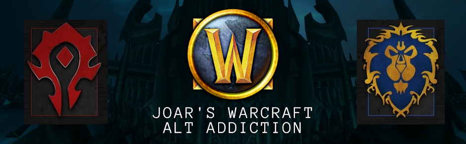 WoW Alt Addiction