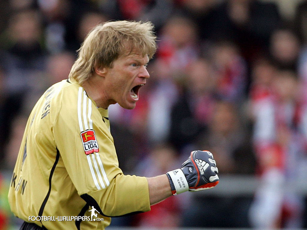 famous personalities oliver kahn